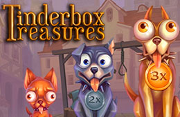 Tinderbox-Treasures-Playtech